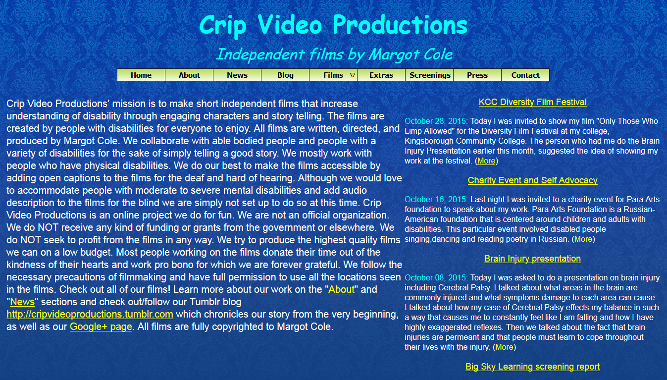Crip Video Productions